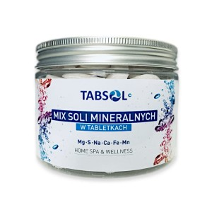 Mix soli mineralnych w tabletkach • 500g